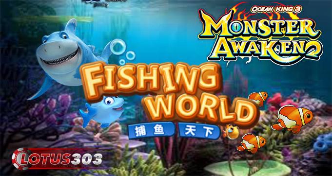 Teknik Cepat Hasilkan Keuntungan Fishing Game Online