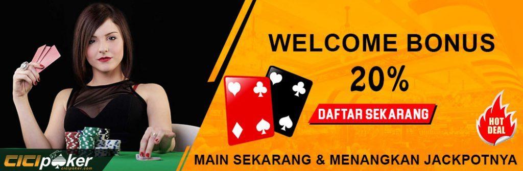Bonus Judi Poker Terbaik